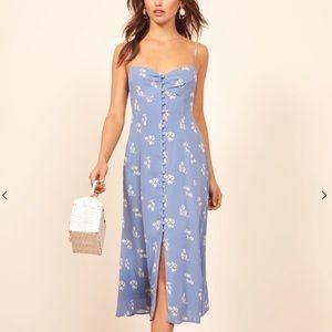 REFORMATION Cybil Dress